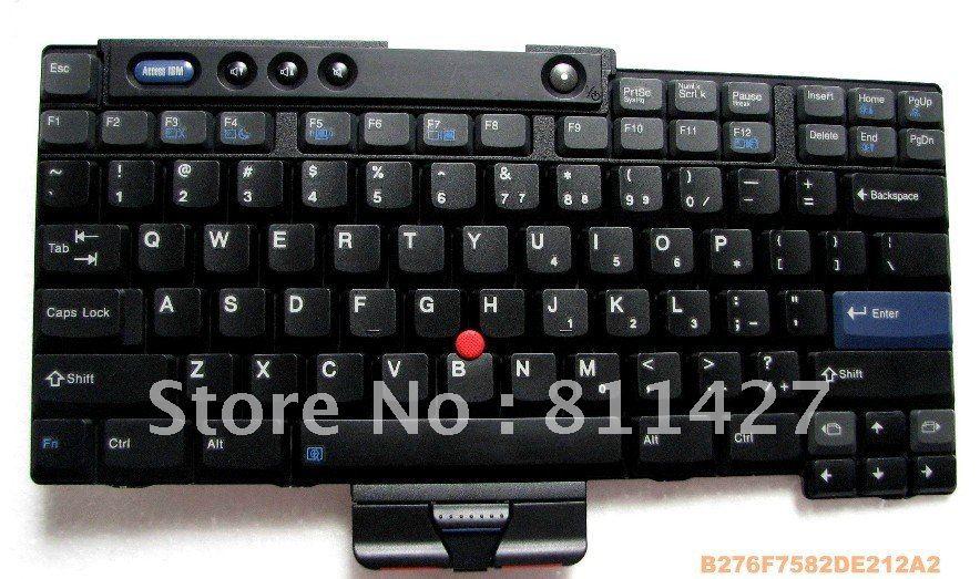 Компьютерная клавиатура 100% LENOVO IBM R30 R31 X 31 X 32 R40 R40e segal business writing using word processing ibm wordstar edition pr only