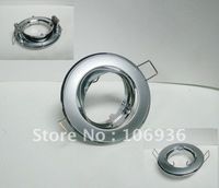 Polished Chrome Fitting Fixture Lamp Holders Ceiling Downlights MR16