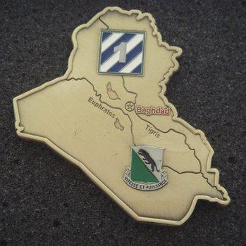 IRAQ , AFGHANISTAN MAP SHAPED CUSTOM MILITARY COINS, 100PCS/LOT