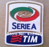 Calcio Serie A Patch in rubber
