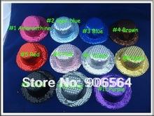 popular glitter hat