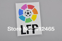 Flocado La Liga LFP patches for fans