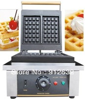 2pcs waffle making machine each time, Waffle maker machine WITH TIMER, Commercial Waffle Toaster