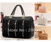 Vintage Sexy Women princess Lace Clutch Shoulder Purse Handbag Tote Bag 4 Colors