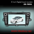 CS-T055R CAR DVD PLAYER WITH GPS FOR TOYOTA PRIUS 2009-2012 right driving