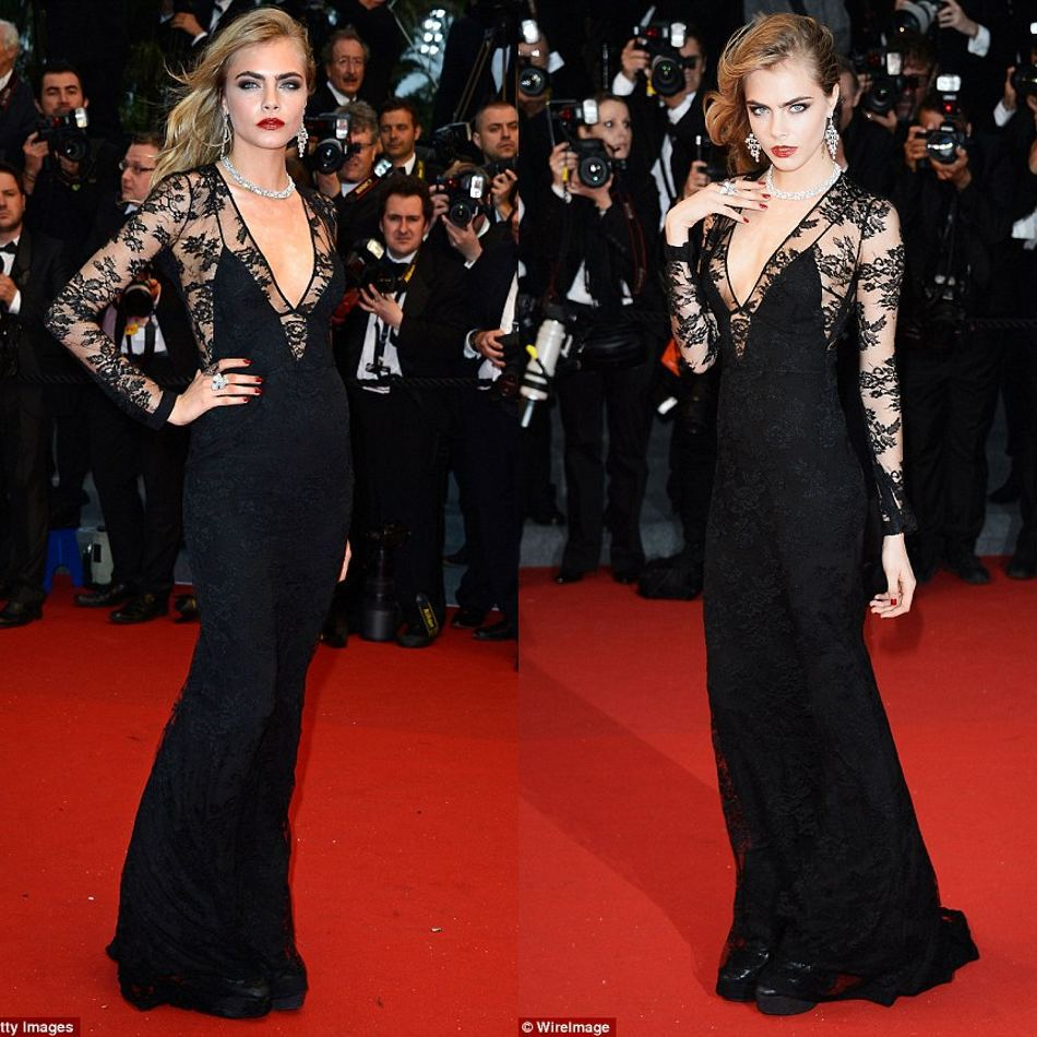Celebrity Long Dresses
