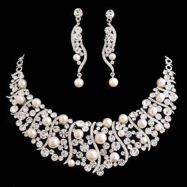 crystal-pearl-Jewelry-set-wedding-Jewelr