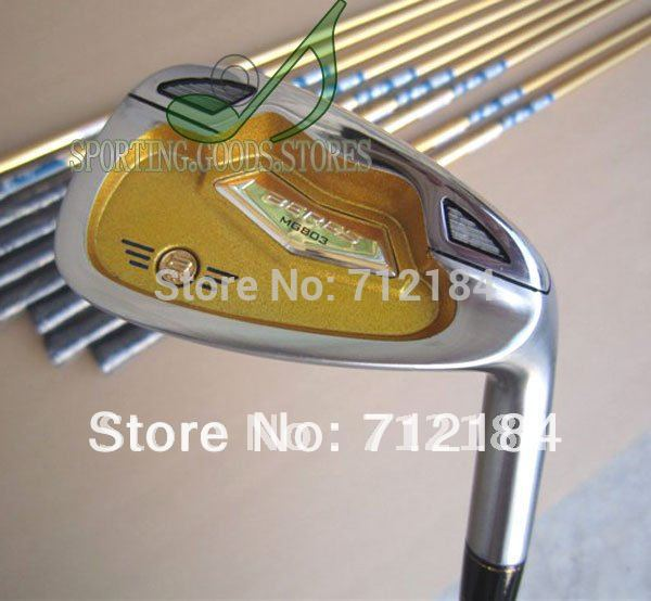 hot Sell New Golf Clubs HONMA Beres MG 803 Golf irons set 3-10 11 Sw(10pc)graphite shaft EMS Free Shipping(China (Mainland))