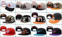 Wholesale Baltimore Orioles adjustable league baseball team hats snapback caps free shipping