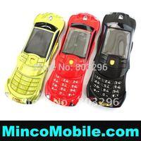 ( in Stock 1Pcs ) Unlocked GSM Dual SIM Car Shaped Phone F699 Slider Luxury Mobile Phone