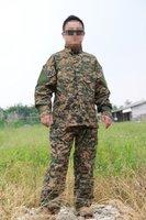 Combat BDU Uniform military uniform BDU hunting suit Wargame COAT+PANTS,free shipping
