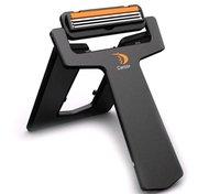 Free shipping 10pcs/lot Ultra-portable Card Shaver,Mini Card Shaver,Pocket Razor,Credit Card Size CARZOR pocket Razor