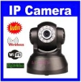 Night Vision Wireless IP Camera Network WIFI Audio Webcam LED Security Camera