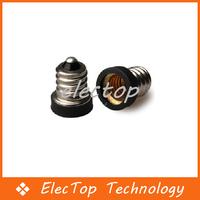 E12-E11 Holders Lamp Converters E12 to E11 LED Light Bulb Lamp Adapter 100pcs/lot
