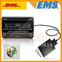 USB SD AUX MP3 Interface Adaptor for Alfa Romeo 147 156 159 166 GT Spider Brera