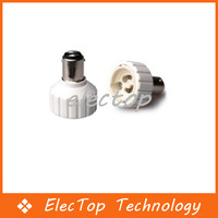 BA15D-GU10 Holders Lamp Converters BA15D to GU10 LED Light Bulb Lamp Adapter 100pcs/lot