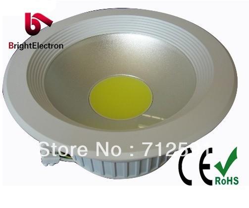 Free Shipping.COB 20W LED Downlight,LED Lighting, COB LED Downlight(China (Mainland))