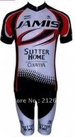 Brand New Tour de France JAMIS team Short Sleeve Cycling Jersey / Bike Wear Shirt + Shorts Sets.Free Shipping!
