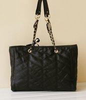 2012 Hot Sale Shoulder big bag Fashion chain  women handbag  free shipping