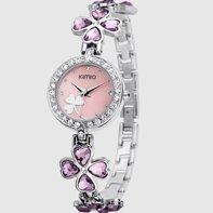 NEW MODEL!!!!KIMIO brand Quartz wrist watch,girl watch,bangle bracelet  watch.DHL/EMS free shipping.6 colours,min.60pcs.K456L