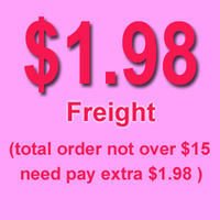 Special link for making up shipping cost $2.98 (  For Total Amount Order Not Over $15)