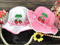 Summer Baby Cap Lovely girl's summer Hat baby hat,Children cap,summer baby hat,fashion kid's cap,kid's sunhat