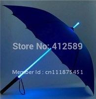 1pcs/lot LED Umbrellas Blade Runner Style led Umbrella 7 Change color shipping