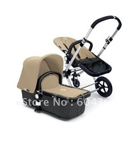Unique design and original quality with Sand Gray Bugaboo Cameleon Stroller for cheap sale