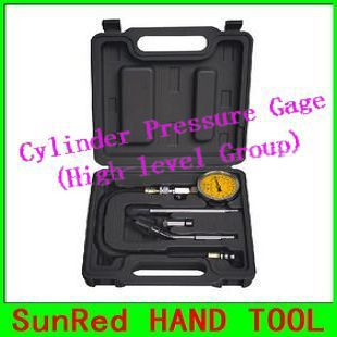 BESTIR famous brand High level group Cylinder Pressure Gage tools car hand tool NO.07631,wholesale and retail(China (Mainland))
