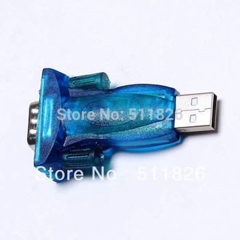 Free shipping USB 2.0 to RS232 Serial DB9 9 Pin Adapter Converter 8142