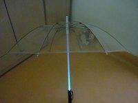 New arrive!hot !85 cm LED lighting umbrella creative light rain gear night umbrella with long handle