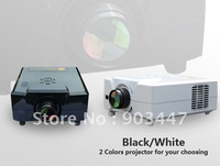 Big discount!  HDMI Video projector(projektor,proyector) for home cinema FREE SHIPPING+Free HDMI Cable