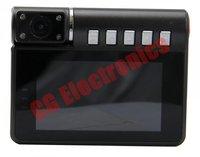 "Brand New K2W 2.7"" LCD 1080P 170 Degrees Wide Angle Car DVR vehicle Camera Video Recorder G-Sensor Digital zoom w/ HDMI"