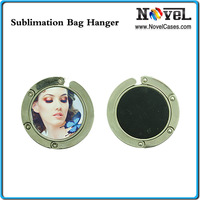 Free shipping 2012 New Sublimation Bag Hanger