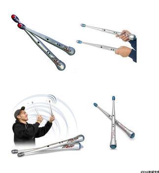 Rhythm Sticks Electronic Drum Sticks Air drumstick Novelty toy Gift P2