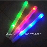 whole sale foam led stick 1000pcs/lot Christmas gifts glow stick