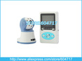 China Post Free Shipping 2.4GHz digital 2.4 inch Wireless Baby monitor monitors security colour camera