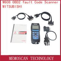 MITSUBISHI Professional OBD2 fault Code Scanner Tool M608