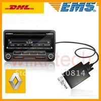 Car Digital Music CD Changer USB SD MP3 Player--Renault 8 Pin Series Clio Kangoo