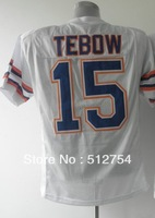 Free Shipping,#15 Tim Tebow Jersey,College Football Jersey,embroidery logos,size 48-56,mix order