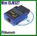 Free shipping Auto Scanner Mini ELM327Bluetooth OBD2 OBD-II CAN-BUS Diagnostic Scanner Tool
