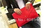 120129 free shipping  Ladies' bags 2012 New ladies' PU   hand bag  Envelope package
