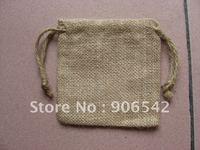 Jute Burlap Bag In Natural