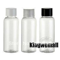 300pcs/lot  50ML Long  Plastic Bottle LW-D-50A