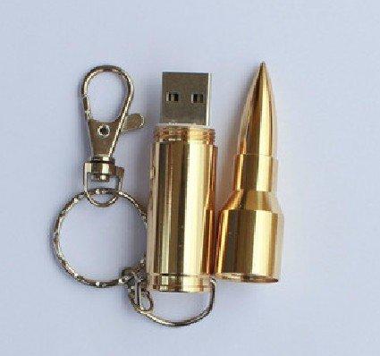 Free Shipping!!!! NEW silver bullet Genuine 32GB USB 2.0 Memory Stick Flash Pen Drive