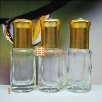 Capacity 6ml free shipping 30pcs/lot glass Roller bottles,empty perfume bottles packing for perfume