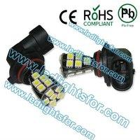20pcs/lot high quality  21 SMD 5050,9005 canbus bulbs,hb3 car led,9005 fog lights