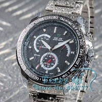Hot! Hi-quality  New WEIDE Cool Alarm Analog Watches Mens quartz sport watch wristwatch