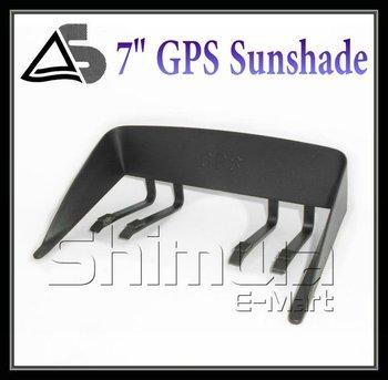 7 inch gps navigation Sunshade Resisting High&low Temperture Best Partner for Navigation Blcoking the light