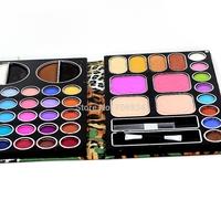 1pcs/lot 33 color Eyeshadow +8 color Blush +4 Lipstick Makeup Palatte Make Up Kit 8828
